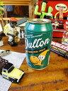 ダルトン ジュース缶型の缶ケース(グリーン)