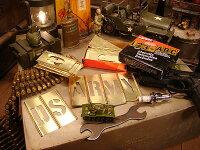 所さんも世田谷ベースで愛用してるHANSONステンシルプレート45ピース英数字セット(2インチ)■メタル製■真ちゅう製■真鍮製■アメリカ雑貨アメリカン雑貨