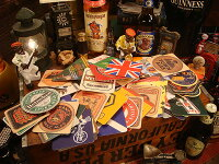 世界のお酒のパブコースター100枚セットPUBINTHEBOX