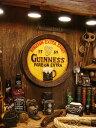 ギネスビールの樽型ウォールアート ■ パブグッズ