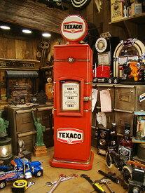 テキサコガスポンプCDタワー ■ アメリカ雑貨 アメリカン雑貨 キャビネット おもしろ雑貨 おもしろグッズ おしゃれ CDラック 人気 オーディオ収納 インテリア雑貨 かっこいい 通販