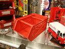 ダルトン パーツストッカーコンテナ(レッド) ■ アメリカ雑貨 アメリカン雑貨 アメ雑貨 アメ雑 おしゃれ 人気 ブラ…
