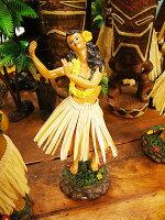 ハワイアンフラドールのフィギュア(ダンシング)★ハワイ雑貨★アメリカ雑貨★アメリカン雑貨