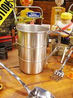 匠の技金属加工の腕利き職人が作ったドラム缶マグ★アメリカ雑貨★アメリカン雑貨