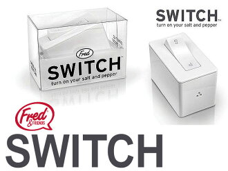 Fred开关盐&纸SWITCH■美国杂货美国的杂货