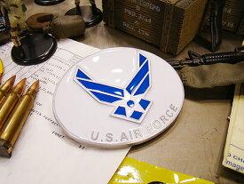 U.S.エアフォースのバックル ■ アメリカ雑貨 アメリカン雑貨 ミリタリー