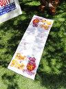 ラットフィンクのプールサイドタオル(ピンク) ■ アメリカ雑貨 アメリカン雑貨 タオルハンカチ タオル ハンカチ 子…