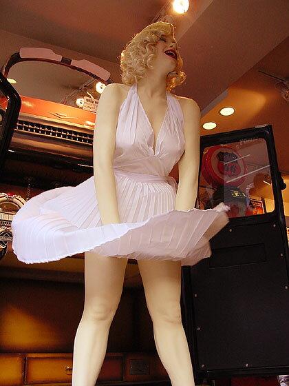 【全国送料無料】マリリン・モンロー 7年目の浮気 ■ アメリカ雑貨 アメリカン雑貨