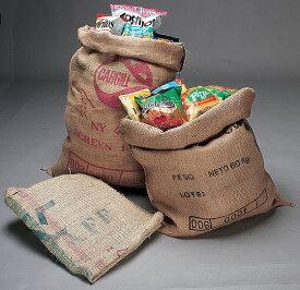 コーヒー麻袋 3枚セット ■ インテリアのアクセントとして大活躍! ガーデニングやショップのディスプレイに人気! アメリカ雑貨 アメリカン雑貨 中古 インテリアグッズ カントリー雑貨