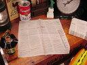 ニュースペーパーナプキン 50枚入り(ブラウン) ■ 「楽天1位」 ■紙ナプキン アメリカ雑貨 アメリカン雑貨 アメ雑貨 インテリア 雑貨 人気 おしゃれ 通販...