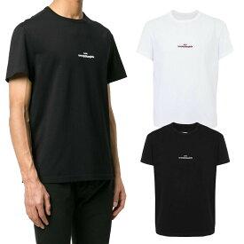 MAISON MARGIELA Tシャツ メゾンマルジェラ Tシャツ 半袖 メンズ ミニロゴ mini logo T-shirts (全2色) 【S30GC0701-S22816】