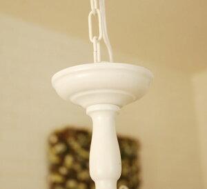 シャンデリアTiramisuアンティークホワイト白アイアン5灯照明LED天井天井照明リビングダイニング玄関モダンゴージャスかわいいおしゃれ北欧カフェ風カフェ激安ペンダントライトシーリングライトロココロココ調シンプルプチシャンデリア