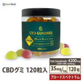 【毎日あす楽】CBD グミ CBD 3600mg 1粒30mg配合 120粒入 ブロードスペクトラム cbdグミ CannaTech 日本製 国内製造 cbd gummi gumi CBD オイル oil カンナビジオール カンナビノイド