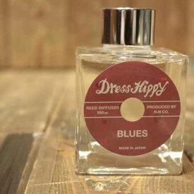"DRESS HIPPY""DHーRoom DIFFUSER""BLUES【DRESS HIPPY】(ドレスヒッピー)正規取扱店(Official Dealer)Cannon Ball(キャノンボール)【あす楽対応/送料無料/香水/ディフューザー】"