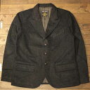 "DRESS HIPPY""HOPKINS JACKET""HEATHER BLACK【DRESS HIPPY】(ドレスヒッピー)正規取扱店(Official Dea..."