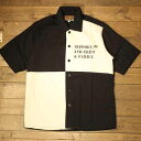 "AT-DIRTY""RODDER""S/S SHIRTBLACK【AT-DIRTY】(アットダーティー)正規取扱店(Official Dealer)Cannon Ball(キャノンボ…"
