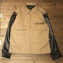 "AT-DIRTY""CLUB JACKET""SAND【AT-DIRTY】(アットダーティー)正規取扱店(Official Dealer)Cannon Ball(キャノンボール…"