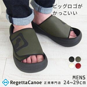 リゲッタカヌー/CJBF5006CJBF5007/Canoe/RegettaCanoe/メンズ/ロゴ/ビッグフット/サンダル/正規取扱店