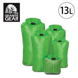 グラナイトギア eVent シルドライサック S(13L) GRANITE GEAR スタッフバッグ シルナイロン 超軽量 完全防湿防水 サブバッグ 収納 SIL DRYSACK