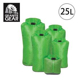 グラナイトギア eVent シルドライサック L(25L) GRANITE GEAR SIL DRYSACK 【送料無料】 スタッフサック 17FW