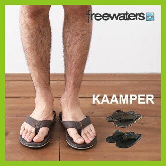 男人的凉鞋 Freewaters KAAMPER 露营车 freewaters