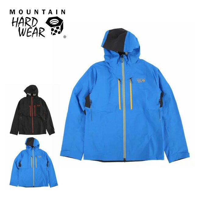 【50%OFF】マウンテンハードウェア セラクションジャケット 【送料無料】 Mountain Hardwear Seraction Jacket OM5524 ハードシェル ウインドシェル アウター ドライQ メンズ 男性用 登山 防水