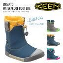 <残りわずか!>【40%OFF】KEEN キーン エンカント365ブーツ WP 【送料無料】長靴 レインブーツ 防水 子供用 キッズ…