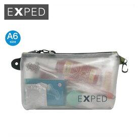エクスペド ビスタオーガナイザー A6 EXPED VISTA Organaiser A6 397241 ビスタオーガナイザー サブバッグ バッグ ジップパック ポーチ アウトドア 【正規品】