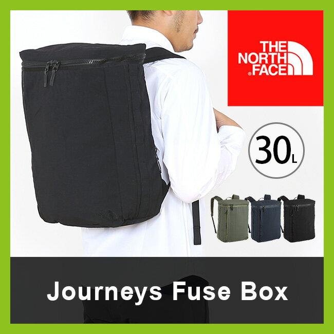 【20%OFF】<残り1つ!>ノースフェイス ジャーニーズヒューズボックス 【送料無料】 【正規品】THE NORTH FACE リュック ザック リュックサック 登山 30L アウトドア バックパック 旅行 Journeys Fuse Box