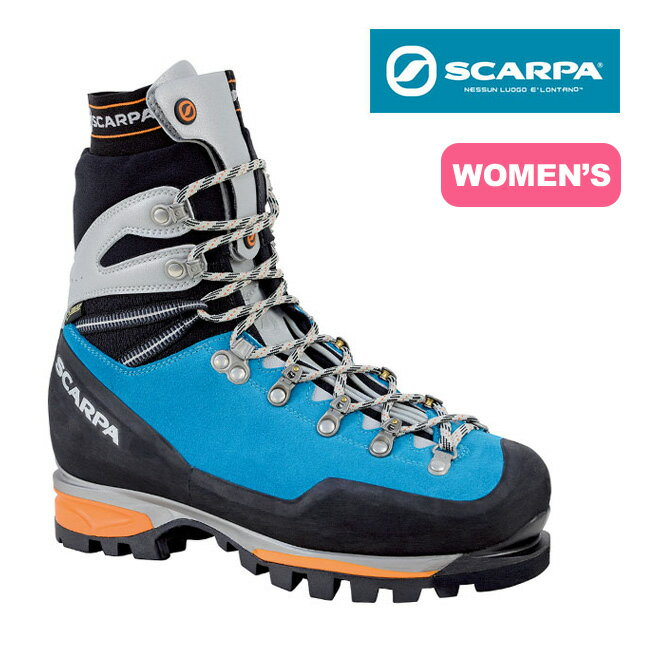 スカルパ モンブラン プロ GTX WMN SCARPA Mont Blanc GTX レディース 【送料無料】 靴 トレッキング 17FW
