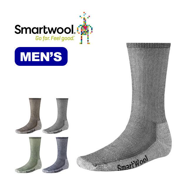 スマートウール Smartwool ハイクミディアムクルー メンズ ソックス 靴下 くつ下 ウール 厚手 アウトドア 登山 トレッキング ハイキング レディース <2018 春夏>