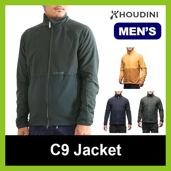HOUDINI フーディニ C9 ジャケット メンズ 【送料無料】 男性用 アウター 防寒 クライミング 登山 バックカントリー ミッドレイヤー【CP07】