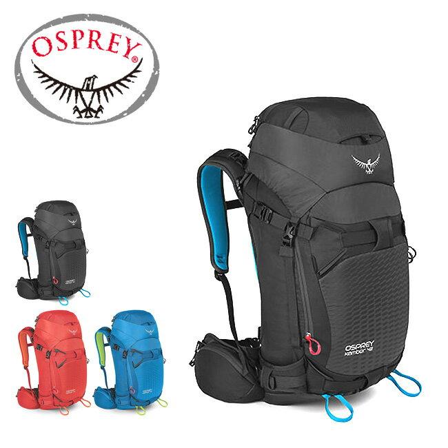 Osprey オスプレー キャンバー42 リュックサック バックパック テクニカルパック 40L 42L 登山 旅行 KAMBER <2018 春夏>