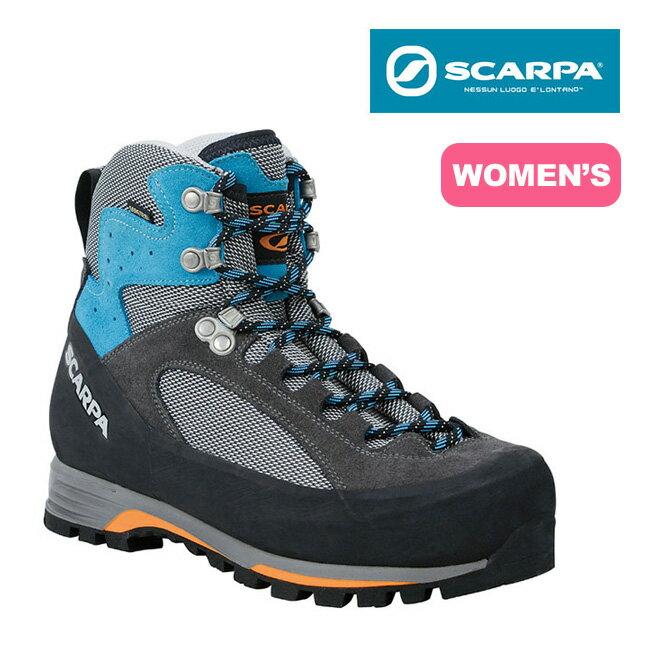 SCARPA スカルパ クリスタロ GTX WMN 【送料無料】 靴 シューズ 登山靴 トレッキングシューズ ブーツ レディース ウィメンズ 女性 登山 ハイキング ゴアテックス