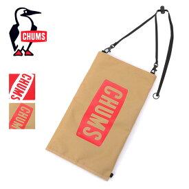 チャムス チャムスロゴボックスティッシュカバー CHUMS CHUMS Logo Box Tissue Cover CH60-3101 カバー ティッシュボックス アウトドア ケース キャンプ【正規品】