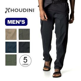 フーディニ メンズ ワディパンツ HOUDINI Wadi Pants メンズ 260724 ボトムス パンツ ロングパンツ 長ズボン キャンプ アウトドア【正規品】