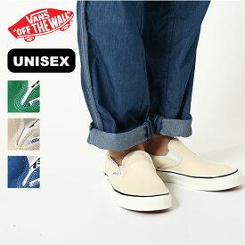 ヴァンズ クラシックスリップオン98DX VANS CLASSIC SLIP-ON 98DX メンズ レディース ユニセックス VN0A33TB 靴スニーカー シューズ ハイキング アウトドア 【正規品】