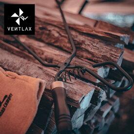 ヴェントラクス 焚火トング VENTLAX TAKIBI TONGS 火ばさみ トング 焚き火 キャンプ BBQ アウトドア 【正規品】
