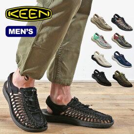 キーン ユニーク KEEN UNEEK メンズ 靴 くつ サンダル スポーツサンダル スニーカー コンフォートサンダル シューズ 【正規品】