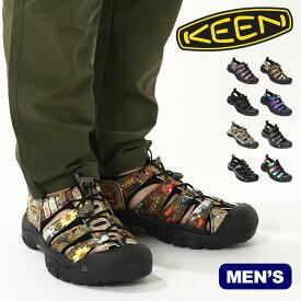 キーン ニューポート H2 KEEN NEWPORT H2 メンズ サンダル スポーツサンダル 水陸両用 靴 キャンプ アウトドア 【正規品】