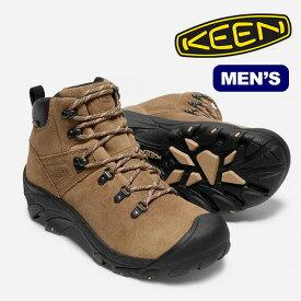 【SALE 40%OFF】キーン ピレニーズ KEEN PYRENEES メンズ 靴 トレッキングシューズ ブーツ ミッドカット 登山靴 防水 キャンプ アウトドア 【正規品】mailsa2108