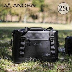 アノバ ブリザードソフトクーラー25L ANOBA AN029 クーラーバッグ クーラーボックス 保冷バッグ 保冷 キャンプ アウトドア 【正規品】
