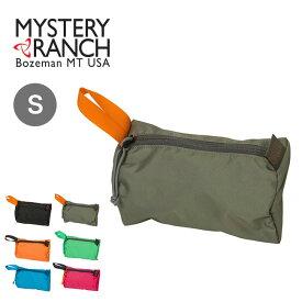 ミステリーランチ ゾイドバッグ S MYSTERY RANCH ZOID BAG S 19761430 ポーチ 小物入れ キャンプ アウトドア 【正規品】