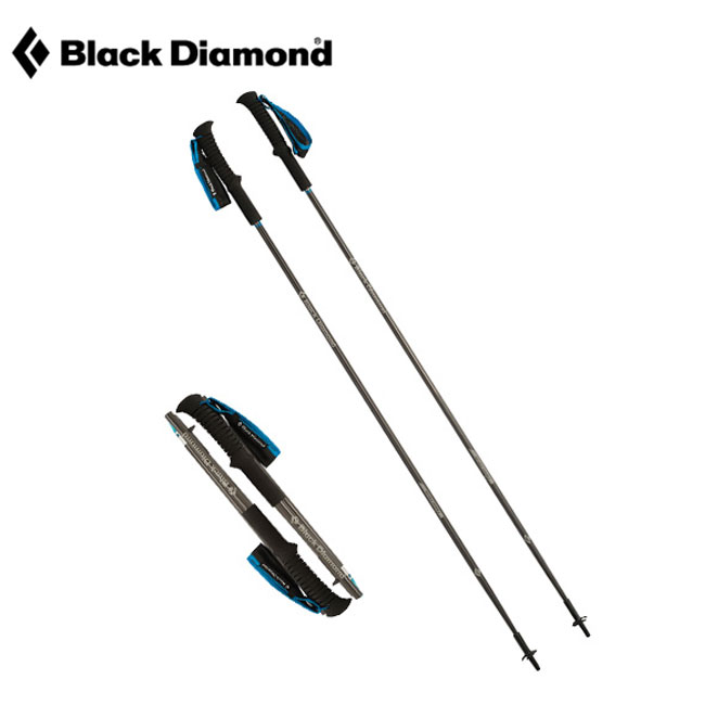 ブラックダイヤモンド ディスタンスカーボンZ Black Diamond メンズ ウィメンズ【送料無料】 トレッキングポール トレイル ポール トレッキング 登山 ハイキング 軽量 BD82334 <2017FW>