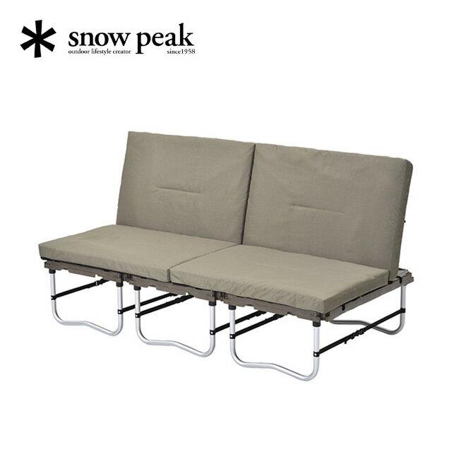 スノーピーク ラックソット マルチスターターセット snow peak Rack Sotto Multi Starter Set ソファ コット チェア ラック テント ファニチャー 家具 SET-200 <2019 春夏>