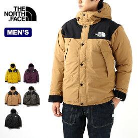 ノースフェイス マウンテンダウンジャケット THE NORTH FACE Mountain Down Jacket メンズ ND91930 トップス アウター ジャケット ダウンジャケット 防水 キャンプ アウトドア 【正規品】