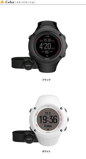 <2015−2016年モデル>スントアンビット3ラン【送料無料】【国内正規品】SUUNTO|腕時計|GPS機能|高度計|コンパス|防水|デイユース|アウトドア|登山|ハイキング|ランニング|サイクリング|ルートナビ|Ambit3Run