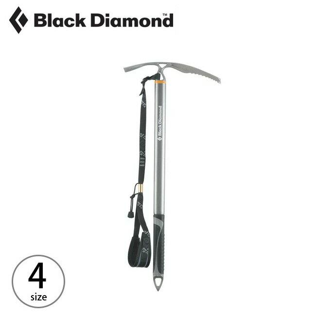 ブラックダイヤモンド レイブンウィズグリップ Black Diamond RAVEN WITH GRIP 【送料無料】 ピッケル アイスアックス アックス バックカントリー 安全 雪山 鎌 レイブン BD31023 17FW