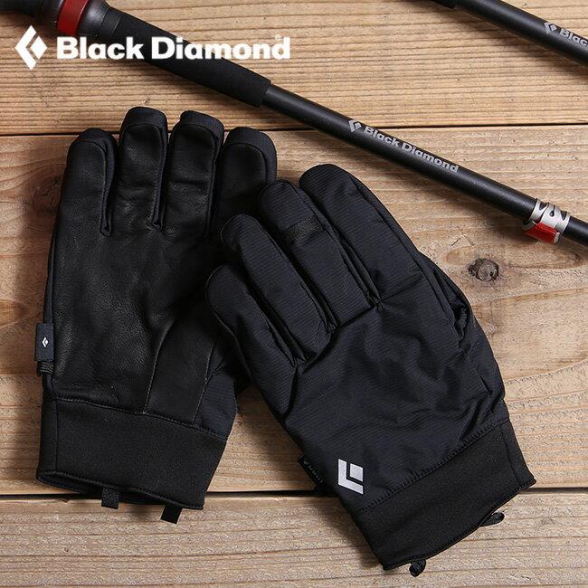 ブラックダイヤモンド ミッドウェイトウォータープルーフ Black Diamond グローブ 手袋 ウォータープルーフ 防水 防寒 BD71600 <2018 秋冬>