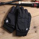 ブラックダイヤモンド ライトウェイトウォータープルーフ Black Diamond LIGHTWEIGHT WATERPROOF グローブ 手袋 ライ…